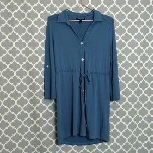 Isabella Oliver Maternity Shirt Dress